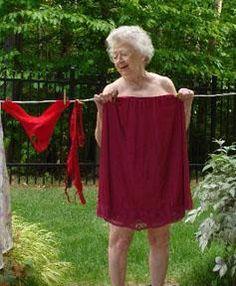 Young at Heart ~ Sexy Seniors