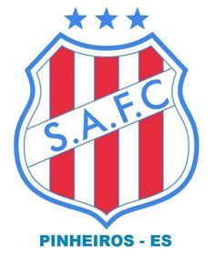ES_SANTO ANTONIO_PINHEIROS Soccer Teams, Atari Logo, Football, Times, Logos, San Antonio, Soccer, Brazil, Coat Of Arms