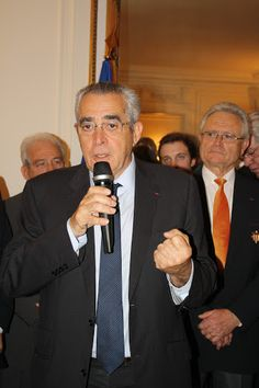 Jean-Marc Pujol, Maire de Perpignan / Mars 2013
