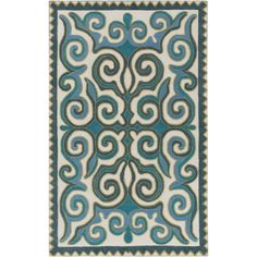 TUL-4006 - Surya | Rugs, Pillows, Wall Decor, Lighting, Accent Furniture, Throws