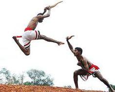 Kalari Payattu  Indian martial art
