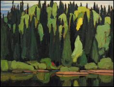 ... lawren harris the painting that convinced me that if lawren harris