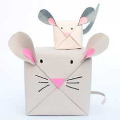 Cutest gift wrapping!