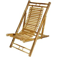 Oriental Furniture Japanese Bamboo Folding Chair in Home & Garden, Furniture, Chairs | eBay