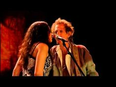 Keith Richards and Norah Jones - Love Hurts, live 2004