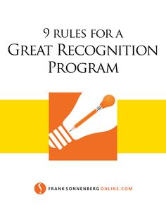 Looking to develop an employee recognition program? This article highlights nine important criteria of a successful recognition program.