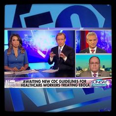 Awaiting New #CDC guidelines for #healthcare workers treating #Ebola. Watch report here: http://video.foxnews.com/v/3847624678001/new-cdc-guidelines-for-health-care-workers-treating-ebola/#sp=show-clips #EbolaOutbreak #health #news