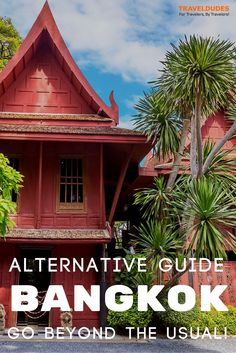 An alternative guide to Bangkok, Thailand. Get off the beaten path and discover a hidden side to Asia's city that never sleeps! Unique things to do in Bangkok, Thailand. Bangkok Hotel, Bangkok Travel, Thailand Travel, Asia Travel, Bangkok Thailand, Travel Blog, Travel Tips, Travel Destinations, Travel Advice