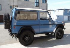 1983 Mercedes Benz G Turbo Diesel For Sale Rear Mercedes G Wagon, Mercedes Benz G Class, Diesel For Sale, Terrain Vehicle, Classic Mercedes, Classic Cars Online, Jeep, Yamaha Tw200, Strollers