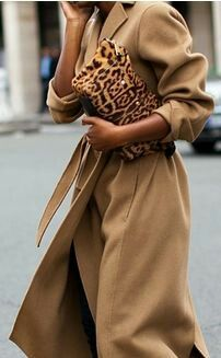 Camel Wool Coat•The Perfect Leopard Clutch•For The Love Of Fall