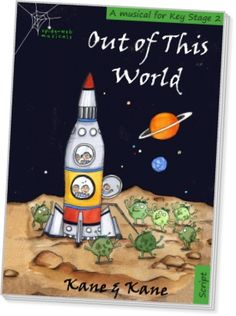 Can they escape, free the friendly Choopies and save the Earth from alien invasion? Key Stage 2, Alien Invasion, School Play, Out Of This World, Primary School, Plays, Musicals, Board, Games