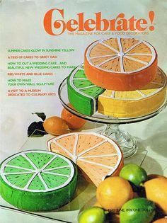 Cake Decorating Magazine, May/June 1974 | Flickr - Photo Sharing!