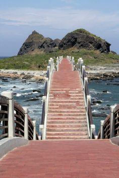 Драконов мост на остров трех бессмертных