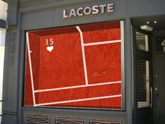 tennis window display - Google Search