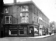 Bath Place/Montague Street Worthing - Current location of Topshop https://picasaweb.google.com/109072916472718778176/WorthingMiscellaneousAlbumTwo#5522237917179723458