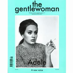 Magazine, Cover, TheGentleWoman Issue 03