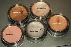 Mary Kay Creme Eye Colors