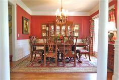 Lovely formal dining room
