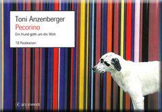 PECORINO POST CARD BOOK BY TONI ANZENBERGER