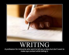 writing picture