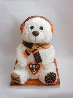 Bear - Cake by ESotirowa