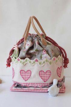 *Sewing basket,Tuto*