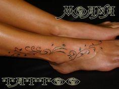 """Résultat de recherche d'images pour """"tatouage pied femme arabesque"""""""