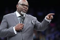 """God gives the believer something called FAVOR to change how what you project and possess is perceived"" Bishop T.D. Jakes - Day #2 - WTAL"