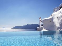Katikies Hotel, Oia - Santorini Island