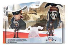 "Disney Infinity - Playset ""Lone Ranger"" (alle Systeme): Amazon.de: Games"