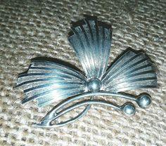 Vintage Sterling Silver Brooch. in Jewellery & Watches, Vintage, Antique Jewellery | eBay!
