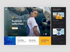 By Dawid Tomczyk [@daviduxdesigner]   Follow @ultimateuiux for more UI daily inspiration.