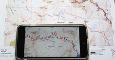 Best Backpacking GPS: The iPhone is the best backpacking GPS. It just works! We've taken our iPhones pack-rafting in Alaska, winter rafting down the Grand Canyon, technical Canyoneering in Utah, and climbing in the Wind Rivers and the Sierras Iphone Gps, New Iphone 6, Used Iphone, Alaska Winter, Gps Map, Thru Hiking, Rafting, Iphone Models, Samsung Galaxy S6