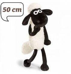 NICI Shaun het schaap knuffel 50cm