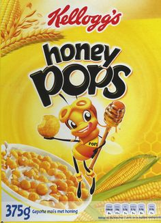 Honey Pops ©2009 Kellogg's Benelux