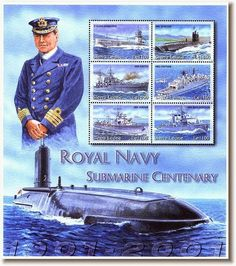 Royal Navy Submarines | Collectibles Coach