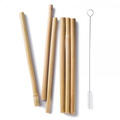 Bamboo Straws – Our Greentopia. If you are grasping for straws, then replace disposable straws with natural bamboo straws. No inks, no dyes, no more throw-away straws. Reusable bamboo straws from Bambu are durable, beautiful and cut from nature. Sisal, Zero Waste Store, Stainless Steel Straws, 6 Pack, Green Girl, Brush Cleaner, Sustainable Living, Kombucha, Biodegradable Products
