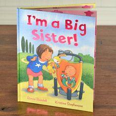 I'm A Big Sister Book