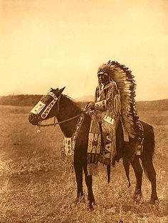 American Indian chief