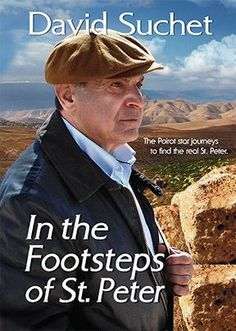 In the Footsteps of St. Peter by David Suchet DVD