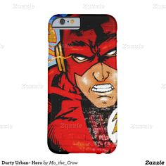 Durty Urban~ Hero Barely There iPhone 6 Case