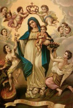 Virgen Maria Nuestra Señora de la Luz