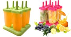 BPA Free Popsicle Mold Set Make some delicious treats! Cool down with the family and get thisBPA Free Popsicle Mold Set at Amazon today! Make different flavored frozen treats for the little ones! BPA Free Popsicle Mold Set $6.99 (Reg.$9.99) Ships Free with Amazon Prime (Try a FREE Membership) OZERA set of six ice pop molds made of durable BPA-free plastic and FDA approved environmentally friendly and kid safe. Our popsicle mold helps reduce waste with an eco-friendly reusable design. You can…