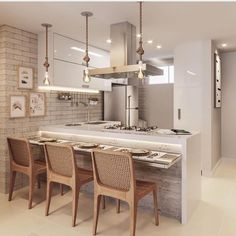 Most Cozy Kitchen Room Decoration Design You May Love - Page 36 of 70 - Diaror Fashion Kitchen Renovation, Kitchen Decor, Kitchen Remodel Small, Kitchen Design Small, Home Kitchens, Kitchen Design, Cozy Kitchen, Home Decor, Interior Design Kitchen