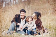 25 Outstanding Family Portrait Photography Ideas