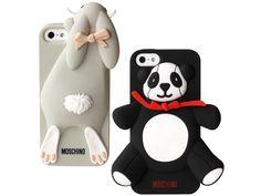 Moschino Violetta & Agostino iPhone4/iPhone5 Cases