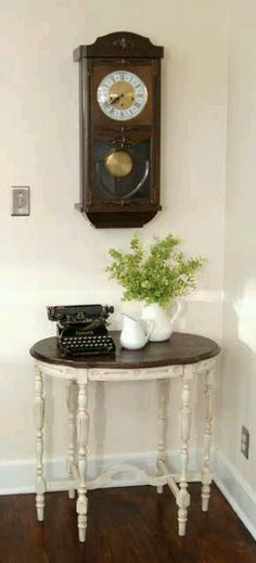 decorating with typewriters on pinterest