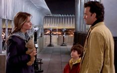 Tom Hanks and Meg Ryan in Sleepless in Seattle ... Such a great movie!