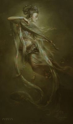 artist Zeng Hao