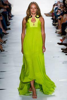 Diane von Furstenberg New York - Kevät Kesä 2013 Ready-to-wear - Näyttää - Vogue. New York Fashion, Fashion Week, Runway Fashion, Fashion Show, Fashion Design, Review Fashion, Color Fashion, Fashion Studio, Curvy Fashion